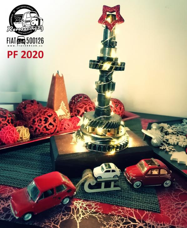 Zlatá prasátka a PF 2020