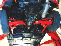 GALERIE - Renovace interiéru a podvozku na Fiatu 500 - březen 2020 - DÍLNA REVORACING - FIAT SERVICE