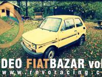 Video FIAT bazar vol. 1 / Kastle Fiat 126 a různé díly z druhé kastle za odvoz
