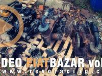 Video FIAT bazar vol. 2 /Motory, převodovky Fiat 126, 500 podzim 2020