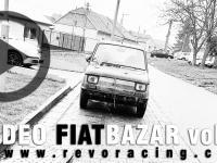 Video FIAT bazar vol. 3 / Kastle Fiat 126 šedivá, plechy dynamo, skla