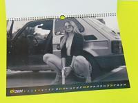 Kalendáře 2021 s dívkami 126Bratislava