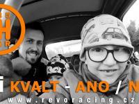 Garage REVORACING vol. 11 má první jízda s 5 kvaltem ve Fiatu 500 - ANO nebo NE ?