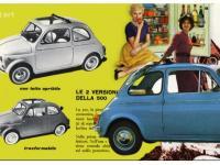 Design 8/17 Fiat 500, malé velké auto