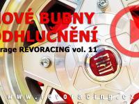 Garage REVORACING vol. 11 nové brzdové bubny, zrcátko, odhlučnění interiéru Fiat 500F r. 1970
