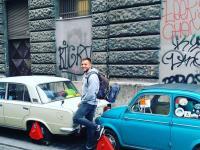 Trip na Podkarpatskou Rus 2017 Fiat 500 a 125p - NOVÉ VIDEO