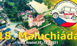 18. Maluchiáda Autokemp Hnačov 10.-12.9.2021
