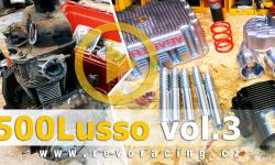 Renovace Fiatu 500Lusso vol. 3 – motor, převodovka a co je nového