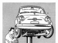 Originální montážní přípravky FIAT