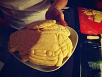 Pečení vzduchem chlazených sušenek