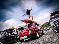 Fiat500126 GIRLS a spousty nového ve vzduchem chlazené ENCYKLOPEDII