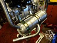 Jak na to - Správná montáž tlumiče výfuku Fiat 500126