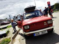Trip na Slovensko 2018 a ještě dále