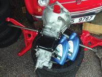 Originální převodovka Fiat 500F na prodej / for sale