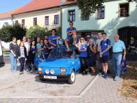 Maluchem jen kam to půjde - Expedice Balaton 2018