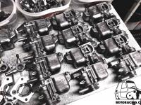 Testování nových karburátorů Fiat 126 - VIDEO