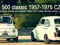 Fiat 500 classic 1957-1975 CZ/SK Club