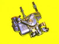 Kompletní oprava karburátoru Fiat 500 Weber Tipo 26IMB10