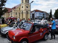 Zvolen 2019 - traditional Fiat 126 and Old Fiat meeting