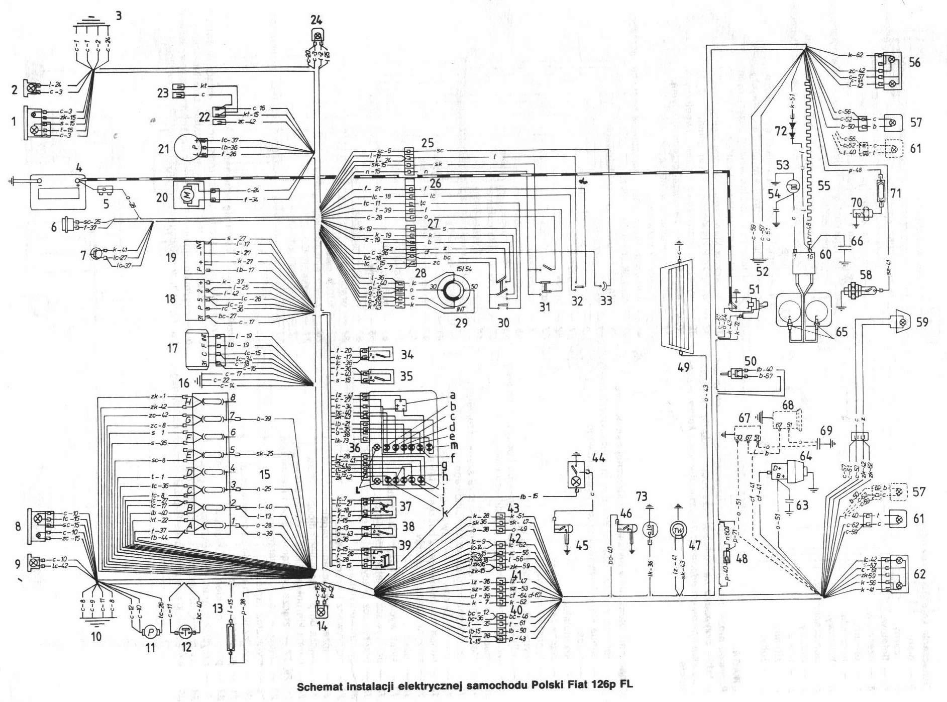 Elektricka Schemata Encyklopedie Revoracing Cz